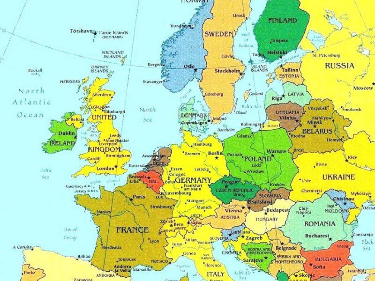 Terkep Luxemburg Valamint A Kornyezo Orszagok Terkep Luxemburg